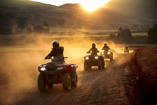 Half Day Quad Bike ATV Tours to Sacred Valley (Maras Moray)