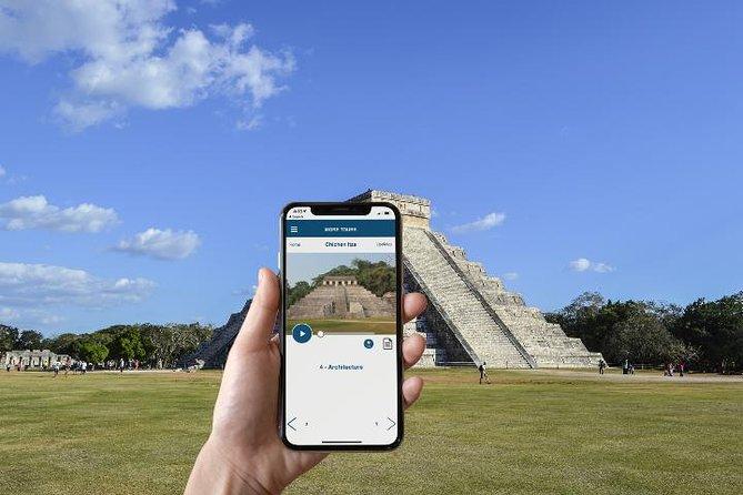 Chichen Itza Mayan Ruins Virtual tour on Phone