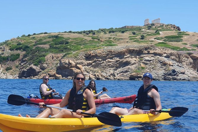 Athens Sea Kayak Tour photo 2