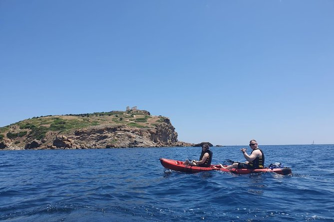 Athens Sea Kayak Tour photo 3