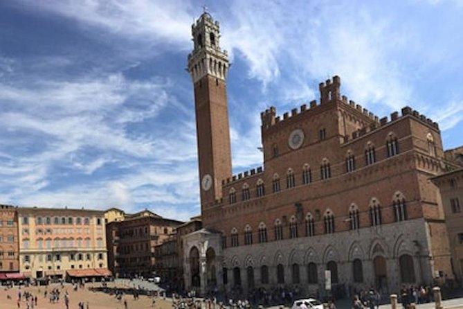 Siena and San Gimignano Full-Day