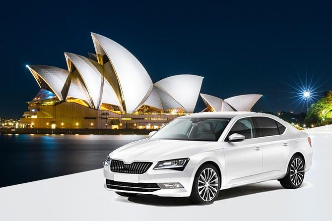 Private Transfer from Sydney to Sydney Kingsford Smith Airport (SYD)