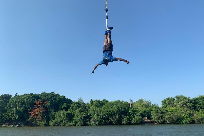 Bungee Jumping In Kolad