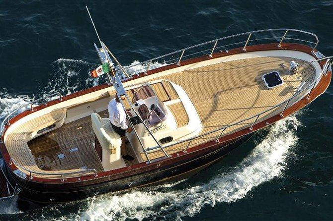 Exclusive boat tour in Amalfi Coast