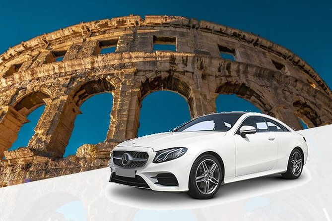 Private Transfer from Pula to Pula Airport (PUY)