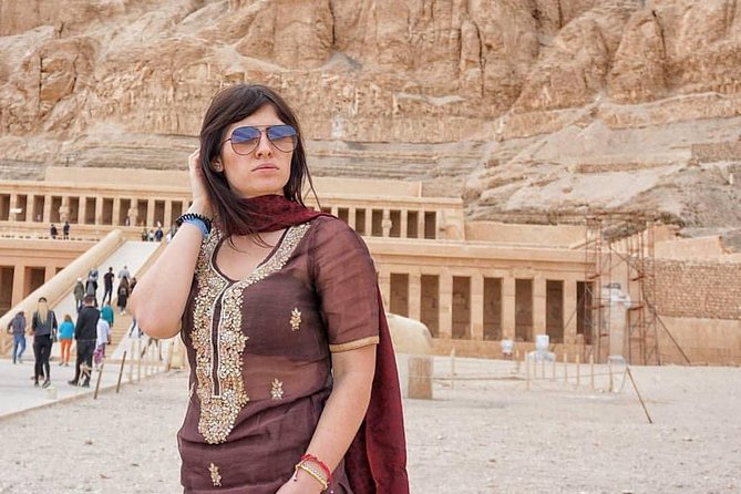 Full Day to Luxor From Cairo by Round flight to Visit East and west banks