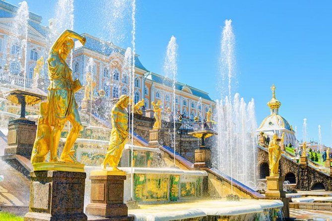 Peterhof Private Tour