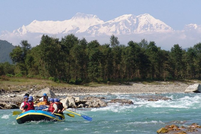 Seti River Rafting (raft Like A Pro)