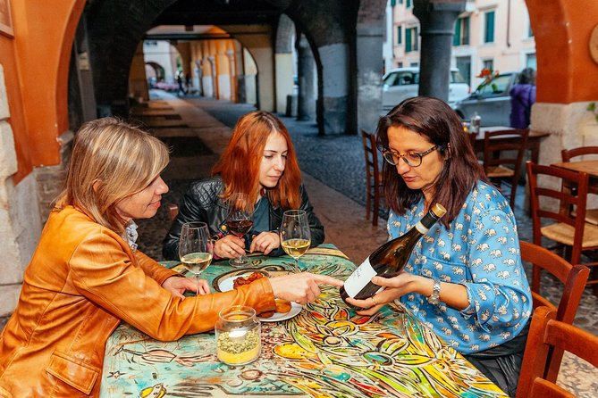 The Flavors of Verona: Private Wine & Bites Tour with a Local