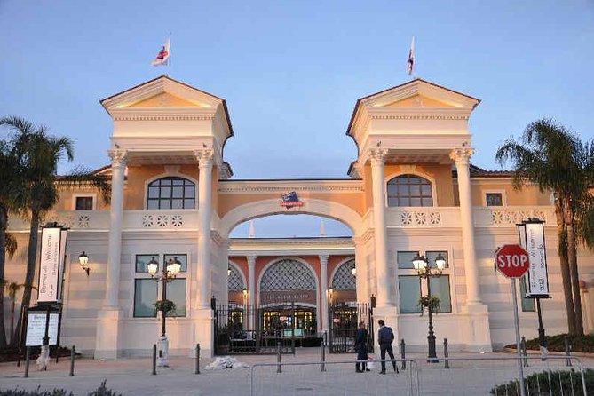Castel Romano Designer Outlet Shopping Tour