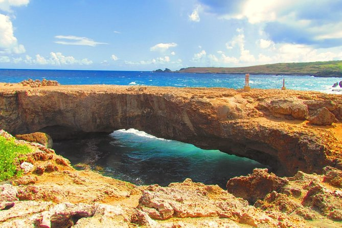 Morning and Afternoon Cave Pool & Secret Beach Jeep Tour Adventure