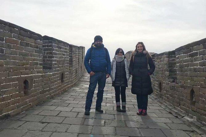 Great Wall Mutianyu (Driver speaks English, customer service in Spanish)