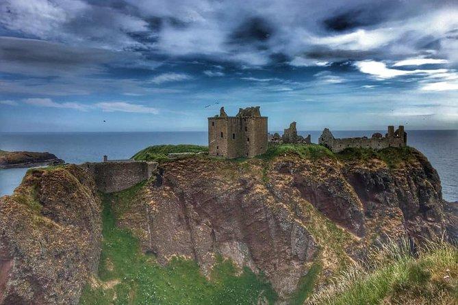 Dunnottar Castle Private Tour from Edinburgh