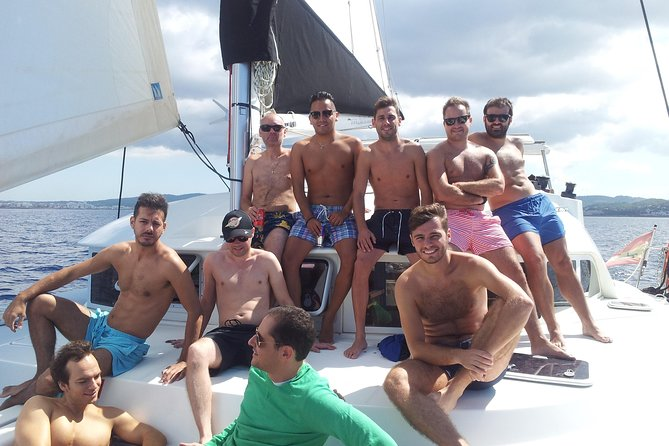 Private Catamaran Beach Hopping in Ibiza photo 6