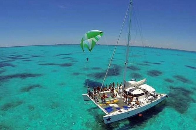 Catamaran Adventure in Cancun photo 3