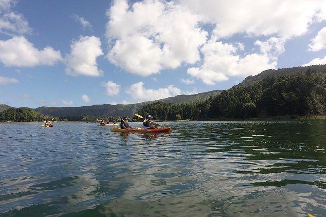 Mystic Furnas - Canoeing + Terra Nostra
