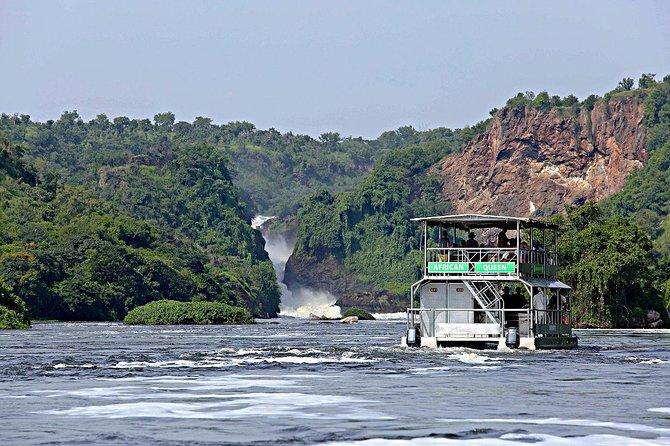 5 Days Murchison Falls Np And Queen Elizabeth N.p Safari