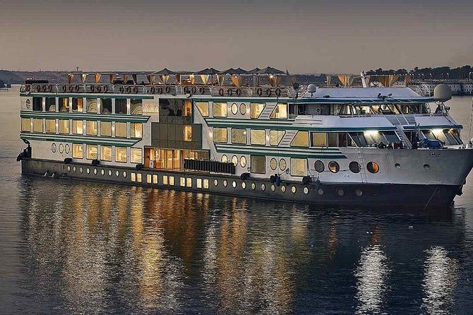 5 days 4 nights Nile Cruise from Luxor to Aswan with included sightseen