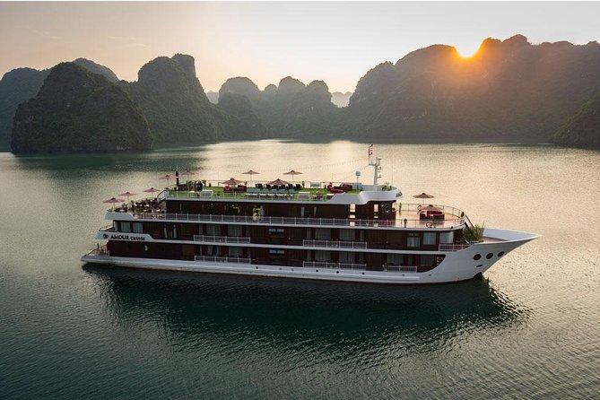 Experience Ha Long Bay - Lan Ha Bay with Amour Cruises (Member of Green Lan Ha)