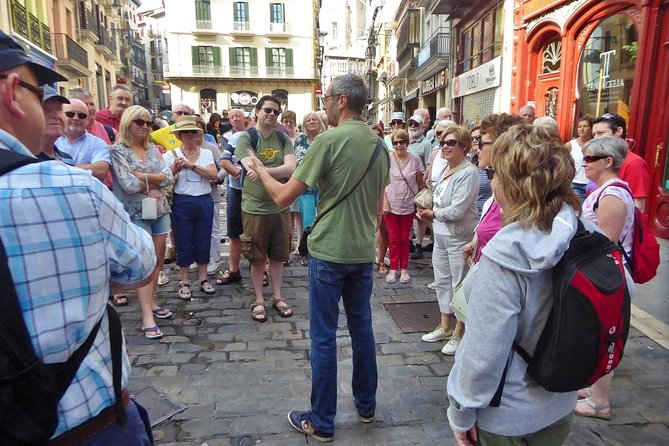 Guided Tour Pamplona Tour