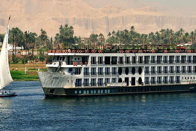 Nile Cruise Nile Quest from Aswan to Luxor for 4 days 3 nights with sightseen photo 4