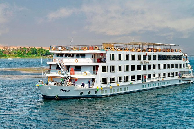 Nile Cruise Nile Shams from Aswan to Luxor 4 days 3 nights with sightseen photo 6