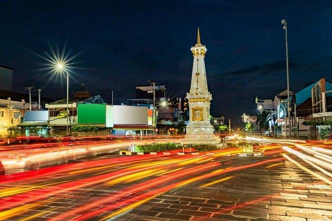 Yogyakarta bromo ijen bali