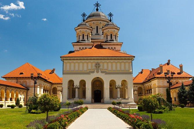 Alba Iulia candlelight tour - Outdoor experience