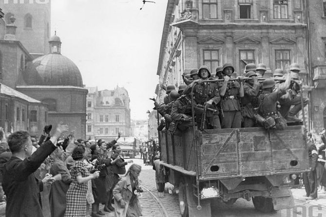 Lviv and Second World War tour