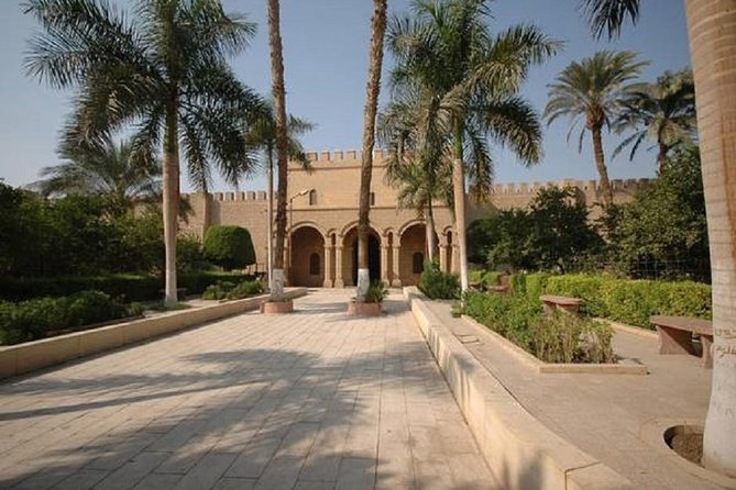 One day ,Coptic trip in Assiut Monasteries