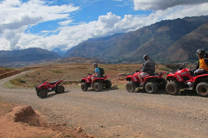 ATVs Moray and Maras Half Day