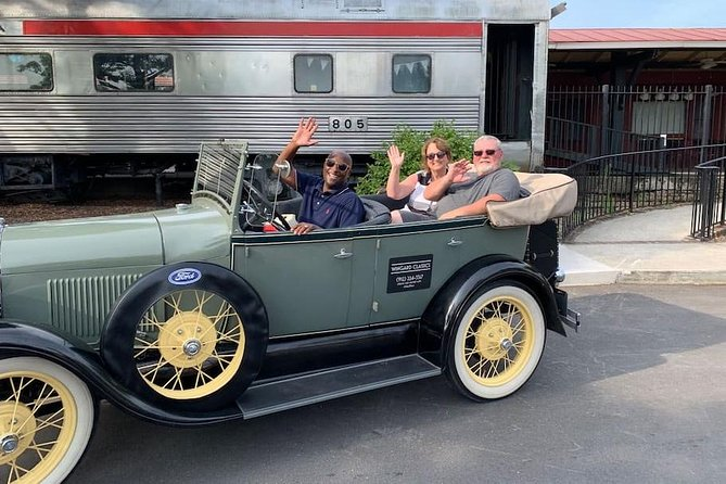 Vintage Car Ride in a 1929 Model A Ford 2020 - Savannah
