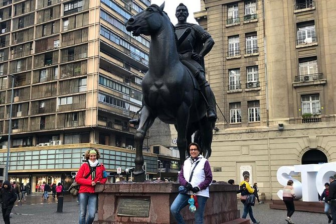 Private Santiago Full-Day Layover Tour