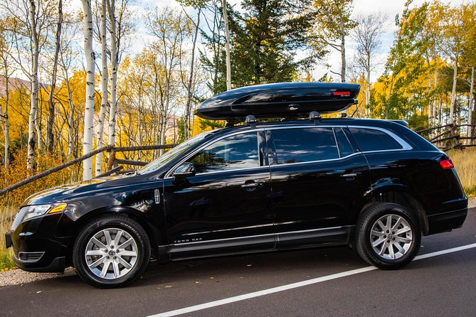 Private Car - Denver Int'l Airport to Vail Hotels