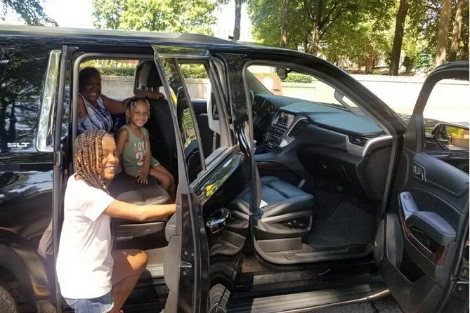 African American Atlanta Culture Tour by Luxury Car