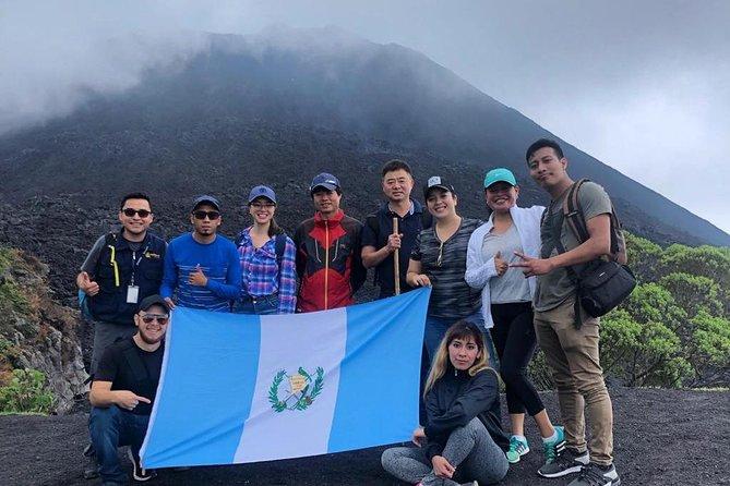 Pacaya Volcano Private Tour