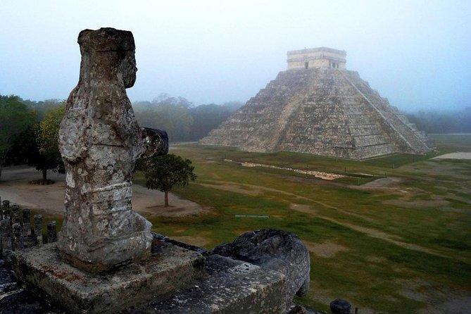 Discover Tour Chichen Itzá Plus (Cenote & Valladolid)