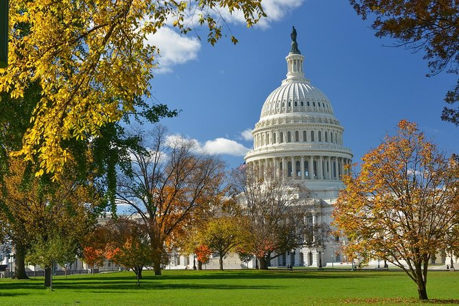 1-Day NYC to Washington D.C. Tour ( NYC departure) ND1