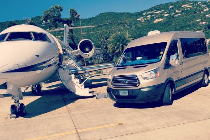 My Love Taxi - St. Thomas Virgin Island - Airport Transportation