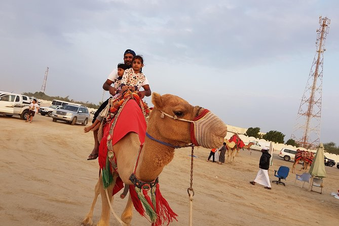 Visit the Famous Inland Sea Of Qatar