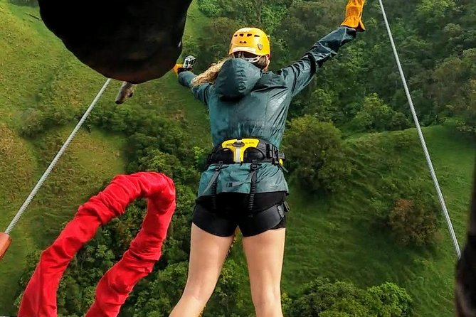 Bungee Jumping: Highest in Central America!