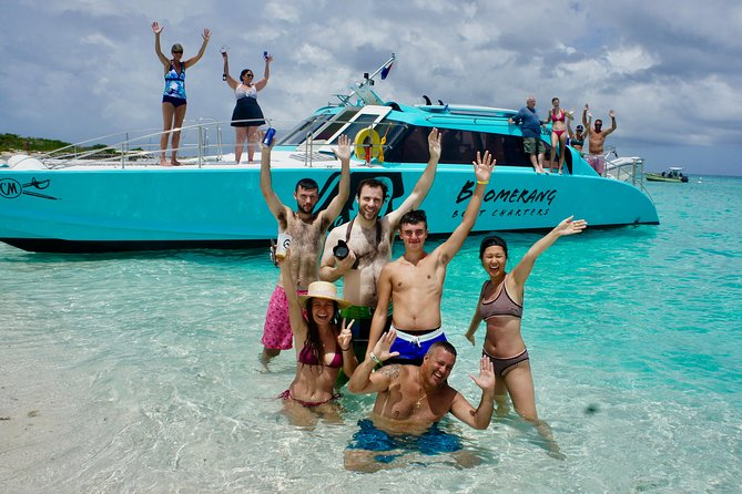 Anguilla and Prickly Pear Cays day trip