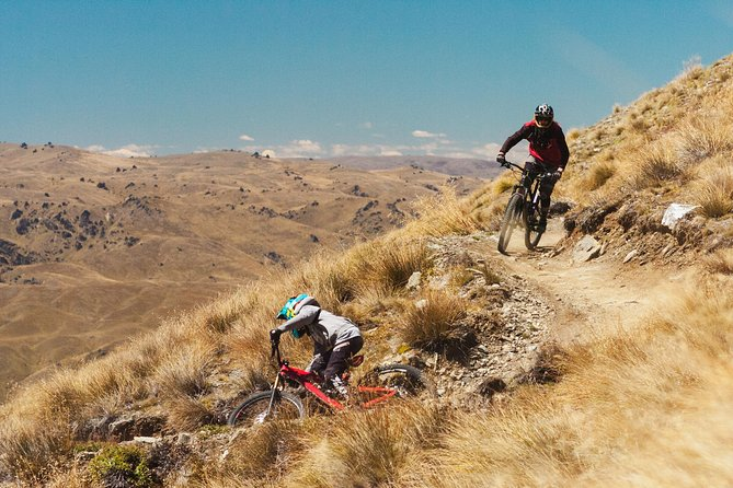 Cardrona Mountain Bike First Timer Package