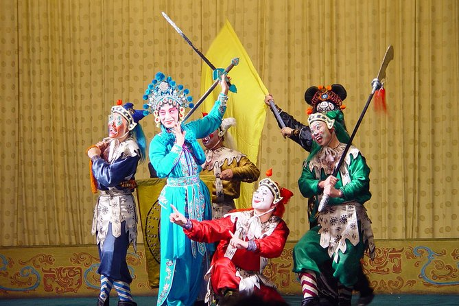 Bilhetes para Ópera de Pequim Liyuan Theatre