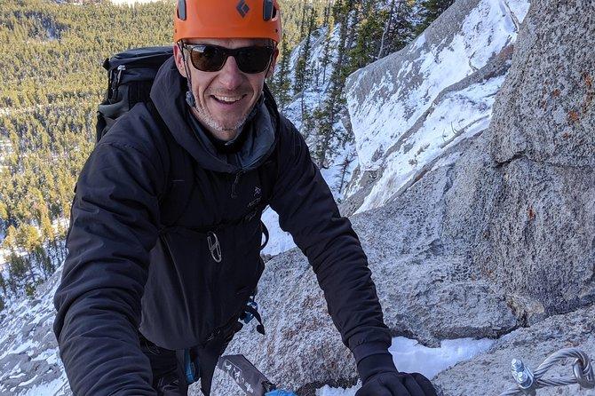 Via Ferrata Climbing (The Fox)