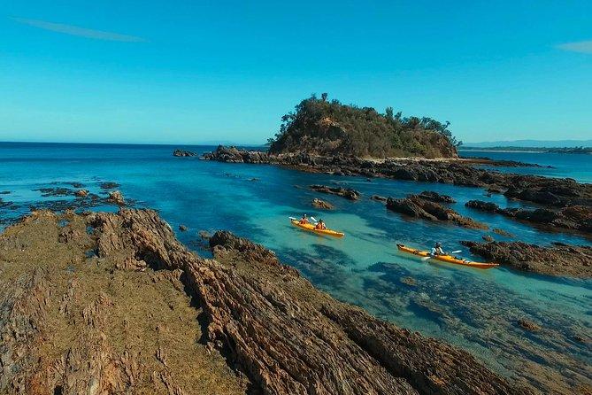 Batemans Bay Overnight Kayak Camping Tour - All Inclusive