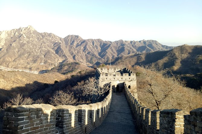 Beijing Mutianyu Great Wall Private Day Tour (with round way cable car)