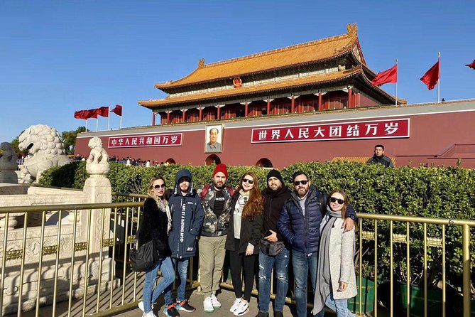 Flexible Private Beijing City Tour with English Speaking Driver