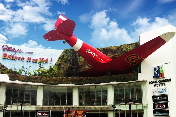 Ripley's Believe It or Not! Museum in Pattaya with Return Transfer