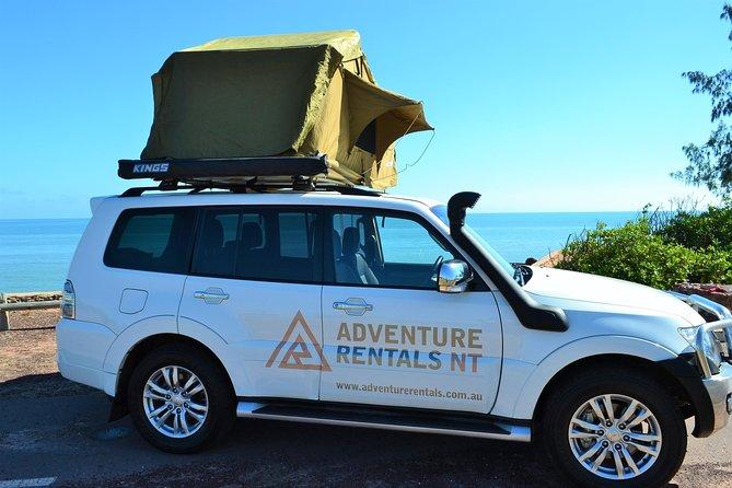 Darwin Adventure Rentals - 6 Day Rental - 4WD Camper rentals